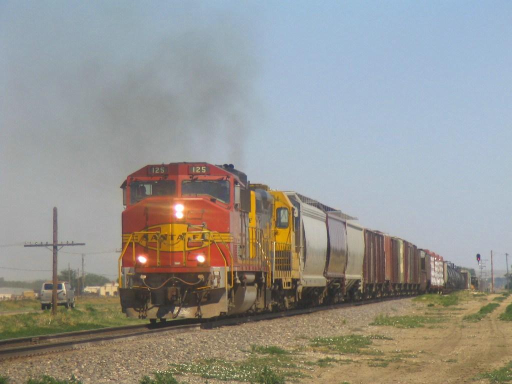 BNSF 125