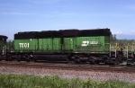 BN SD40-2B 7501