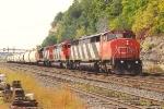 Eastbound unit potash train
