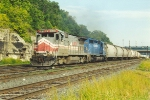 Westbound unit potash train