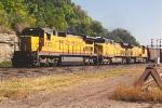 Coal loads depart for Bayport