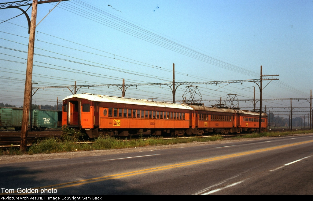 South Shore Pullman Cars