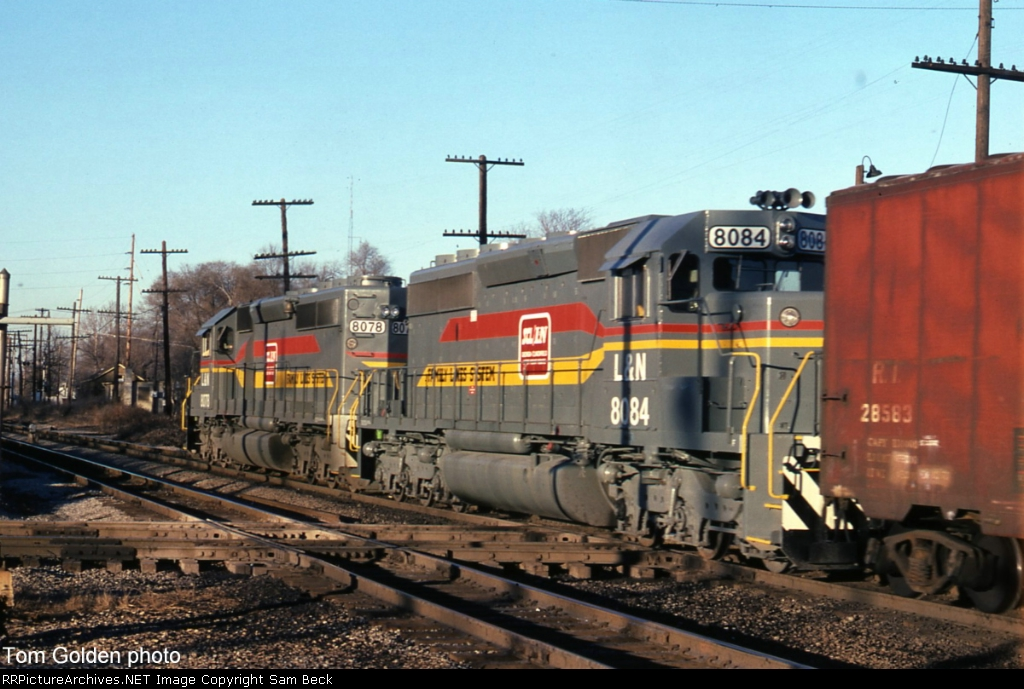 L&N 8084 and 8078