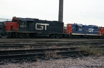 GTW 5502 and 4706
