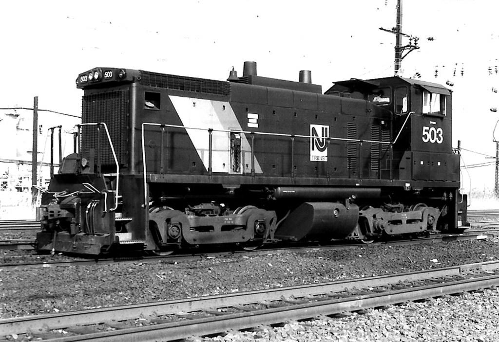 NJT 503