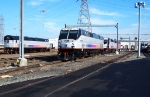 The loco yard