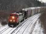 CN 2442 at Mile 5.8 Strathroy Sub