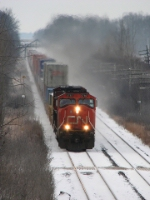 CN 5782 at Mile 5.8 Strathroy Sub