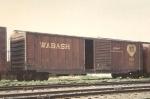 Wabash boxcar