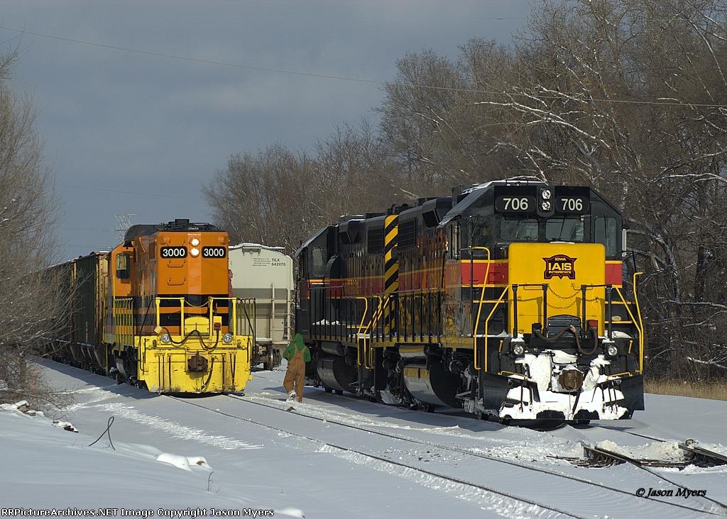 Tazewell & Peoria Railroad Limit Yard