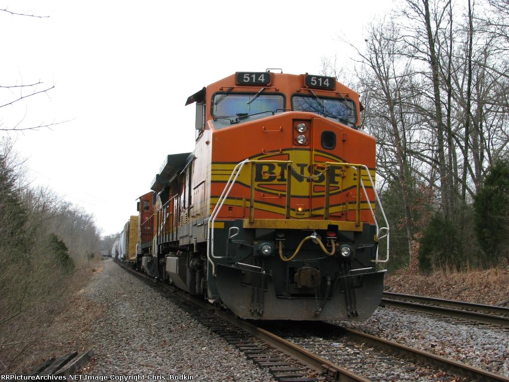 BNSF 514