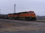 BNSF 5822