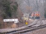 BNSF 6108