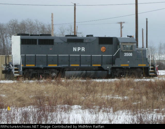 NPR 3508 at the Oil District