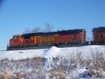 BNSF 8890