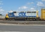 CSX 6020 in R/C mode