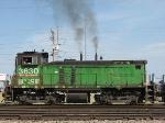 BNSF 3630