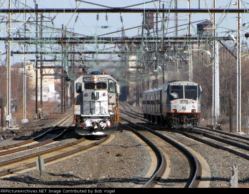 NJT 4203 and 4801