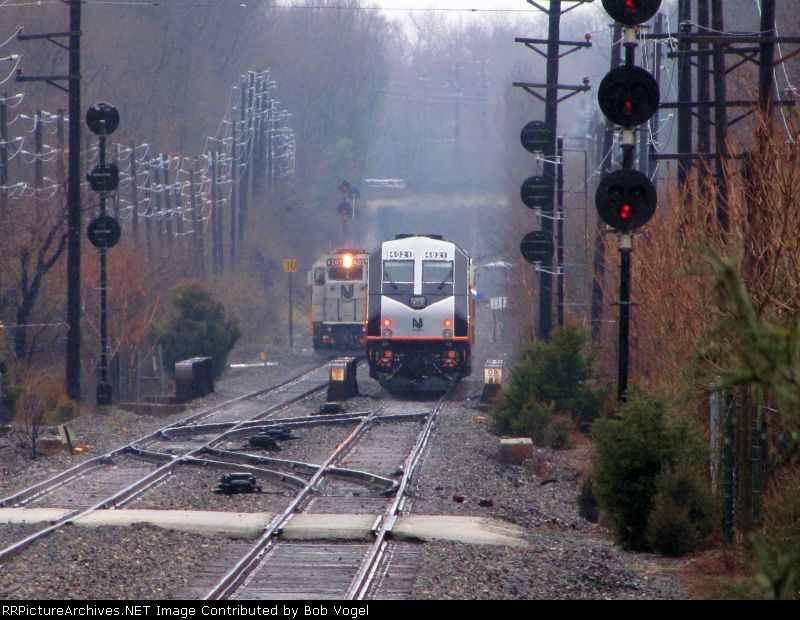 NJT 4021 and 4207