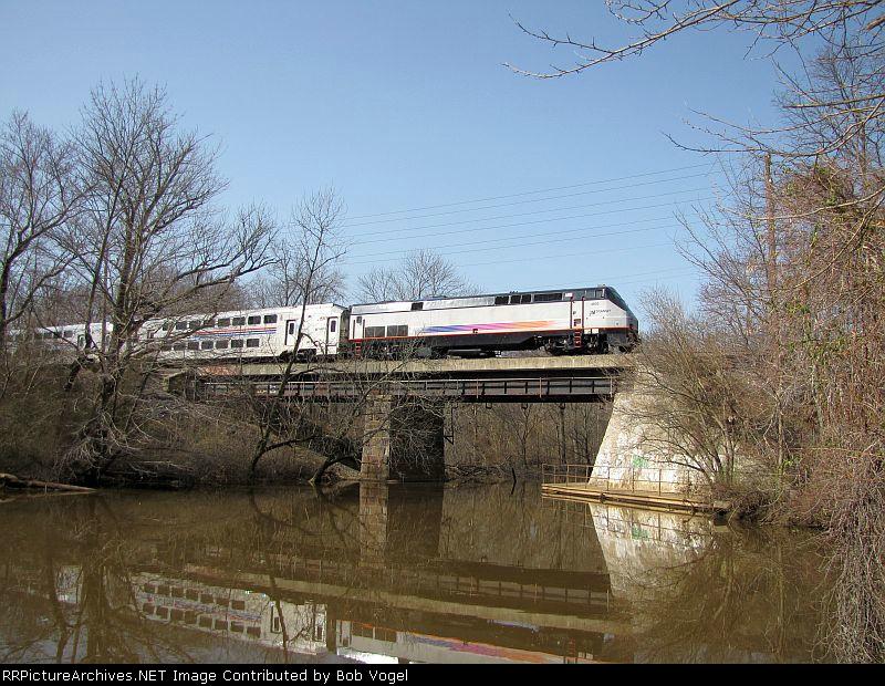 ACES train 7162