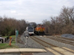 NJT 3519 and BNSF 4785