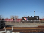 "NJT 502 and ""PRR"" ballast hopper"