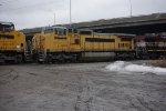 GECX 9124 C40-8W (Ex UP 9385)