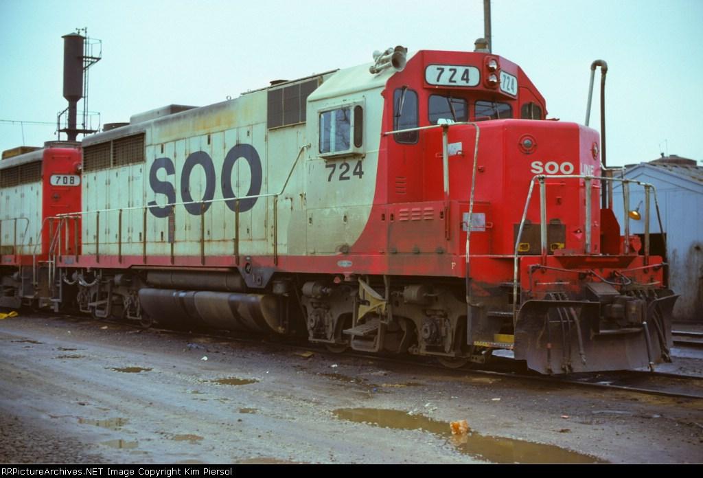 SOO GP35 #724