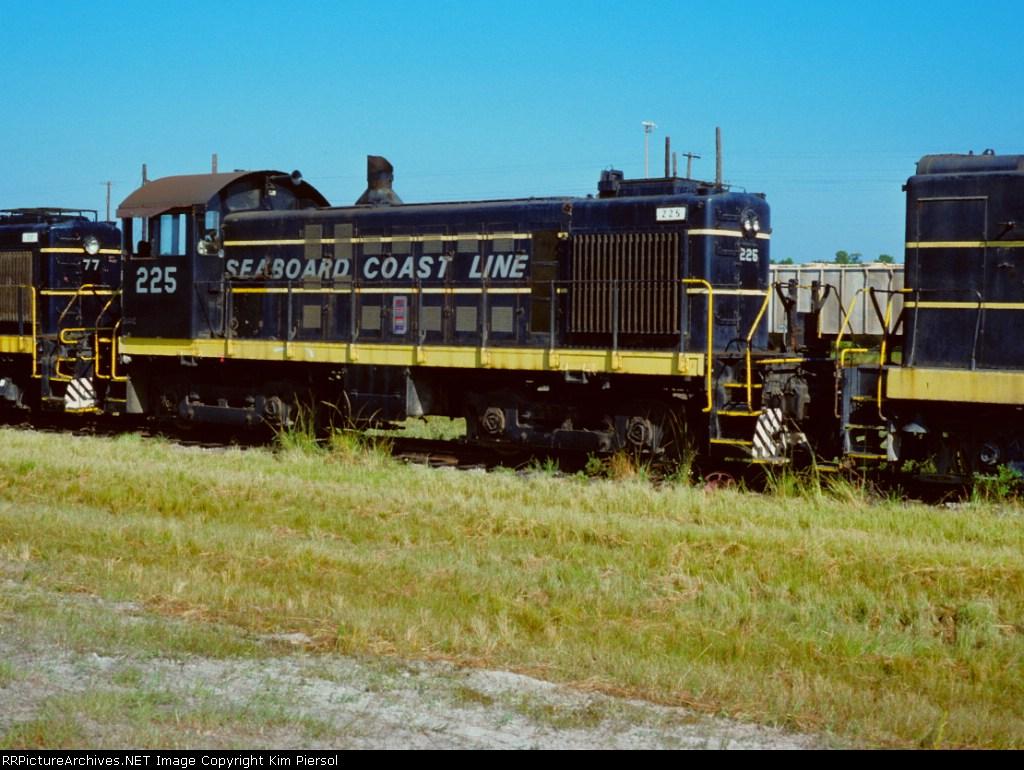 Seaboard Coast Line Alco S4 #225