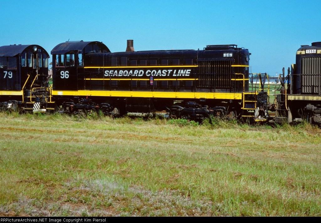 Seaboard Coast Line Alco S2 #96