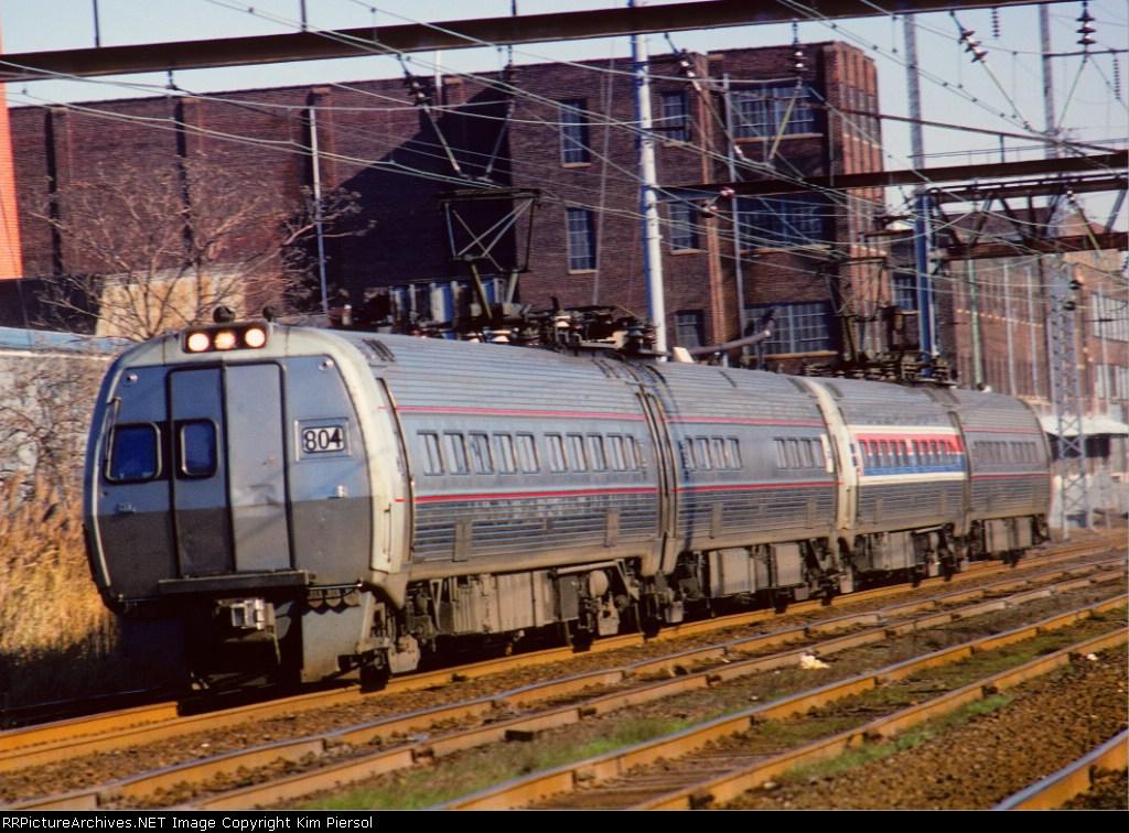 Amtrak Metroliner #804