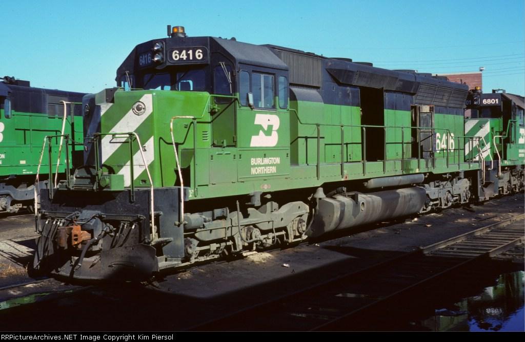 BN SD45 #6416