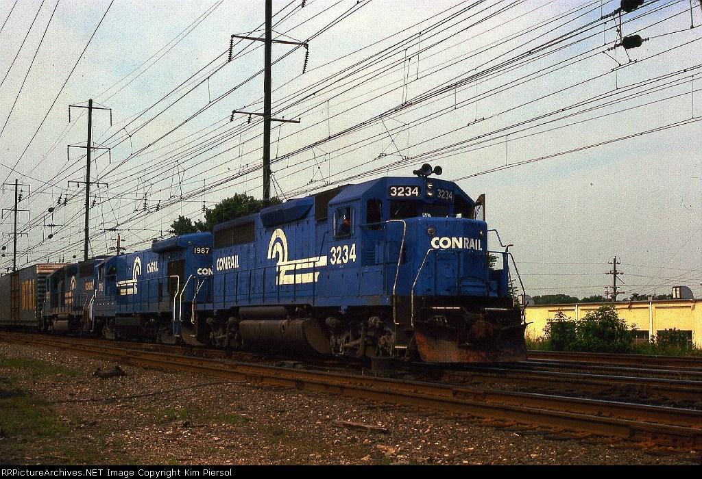 Conrail GP40 #3234