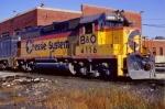 B&O GP40-2 #4116