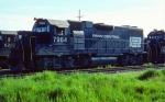 Penn Central GP38-2 #7964