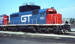 GTW SD40 #5911