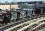 Penn Central GP40 #3221