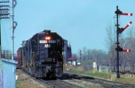 Norfolk & Western SD40 #1620