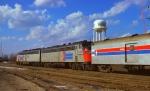 Amtrak E8As #201 & #207
