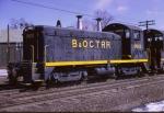 Baltimore & Ohio Chicago Terminal SW9 #9603