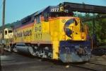 Baltimore & Ohio 150th Anniversary Locomotive #1977 (2nd of two #1977s)
