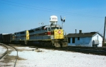 Erie Lackawanna SD45 #3609