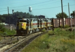 Erie Lackawanna SD45, SDP45, GP35, Alco C425 Consist