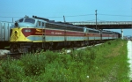 Erie Lackawanna E8A #810