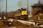 Erie Lackawanna U33C #3314