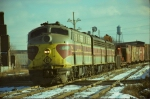 Erie Lackawanna E8A #813