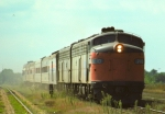 Amtrak E8A #210