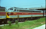 Erie Lackawanna E8A #816