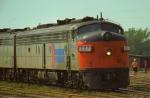 Amtrak E8A #227