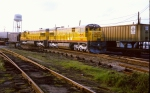 Brand New Pair of Union Pacific U30Cs Being Delivered